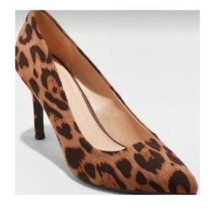 A New Day Leopard Print Heels